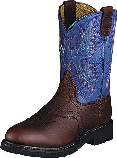 Men's Sierra Saddle Work Boot