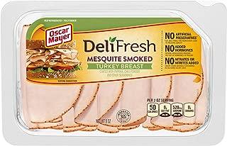 Oscar Mayer Deli Fresh Mesquite Smoked Turkey Breast (8 oz Package)