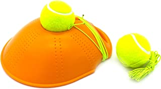 Silfrae Tennis Trainer Tennis rebounds Tennis Ball Back Trainer for Kids and Beginner