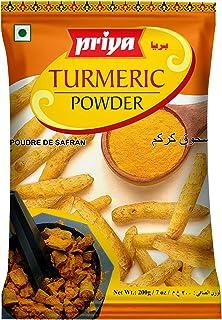 PRIYA FOODS Turmeric Powder 200 Gm (Pouch)