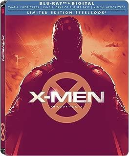 X-Men Trilogy Volume 2 Steelbook
