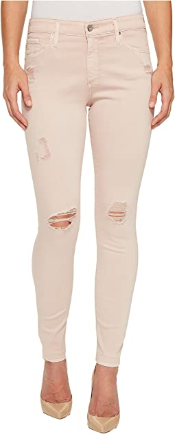 Farrah Skinny Ankle in Interstellar Worn/Rose Quartz