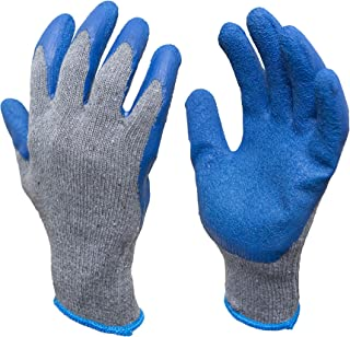 Best latex dipped work gloves Reviews