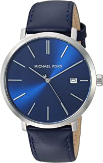 Michael Kors Men's Blake Stainless Steel Quartz Movement Watch