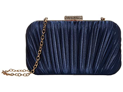 Jessica McClintock Mollie (Navy) Handbags
