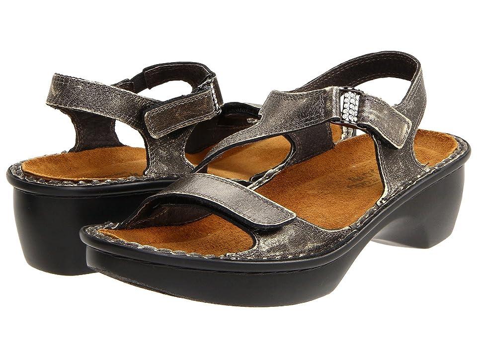 Naot Faso (Metal Leather) Women