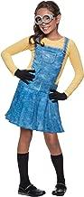 Child Female Minion Costume X-Large