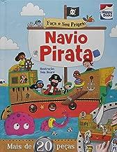 Faça e brinque: Navio pirata
