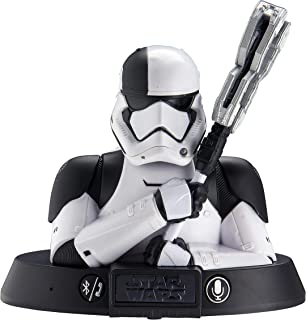 iHome - Star Wars Trooper Bluetooth Speaker - Audio Stream via Bluetooth from iPad, iPhone, iPod Touch, Android, Windows o...