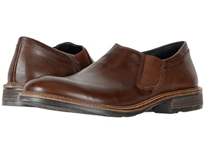Naot Director (Toffee Brown Leather) Men