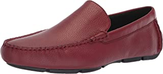 Men's Kaleb Tumbled Leather Driving Style Loafer