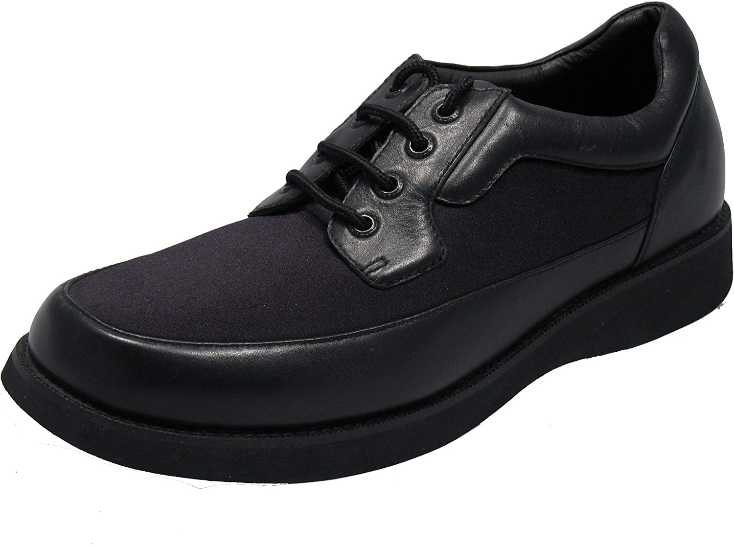 Propet MPED 10 X-Wide (5E) Man's Ultra-Accomodating Tie shoes That ensures a Perfect Fit.