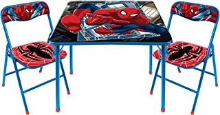 Marvel Spider-Man 3-Piece Table and Chair Set