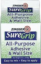 Adesivo e tamanho de parede Zinsser 62008 SureGrip para todos os fins, 227 g