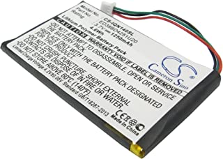 Replacement Battery for Garmin Nuvi 1400, Nuvi 1450, Nuvi 1450T, Nuvi 1490LMT, Nuvi 1490T, Nuvi 1490T Pro Part NO Garmin ED38BD4251U20