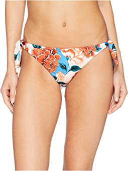 Spanish Bloom Side Tie Hipster Bottom