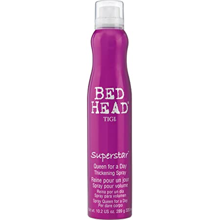 Amazon.com : TIGI Bed Head Superstar Queen for a Day Thickening ...