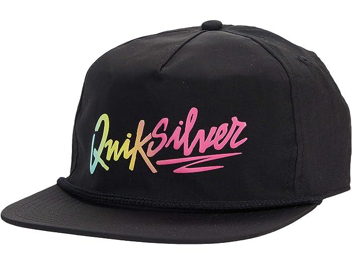 80s Hats, Caps, Visors, Buckets | Women and Men Quiksilver Isle Pile Caps $28.00 AT vintagedancer.com