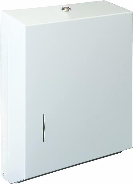 Bradley 250 150000 Stainless Steel Surface Mounted Towel Dispenser 11 Width X 15 5 16 Height X 4 Depth
