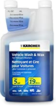 Karcher Car Wash & Wax Soap for Pressure Washers, 1 Quart
