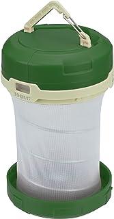 グリーンハウス ポップアップ 2WAY LEDランタン 省電力LED採用 選べる3色 昼白色(弱・強) 電球色 連続点灯48時間 米国CREE社製LED搭載 グリーン GH-LED4PUA-GR