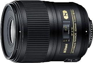Nikon Objectif AFS 60 mm f/2.8 G ED Macro