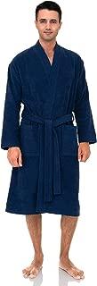 mens lightweight terry robe