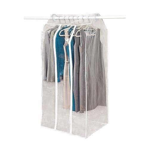 Jumbo Frameless Garment Bag Organize Storage Clean Neat ... 6ffe8eccf68e6