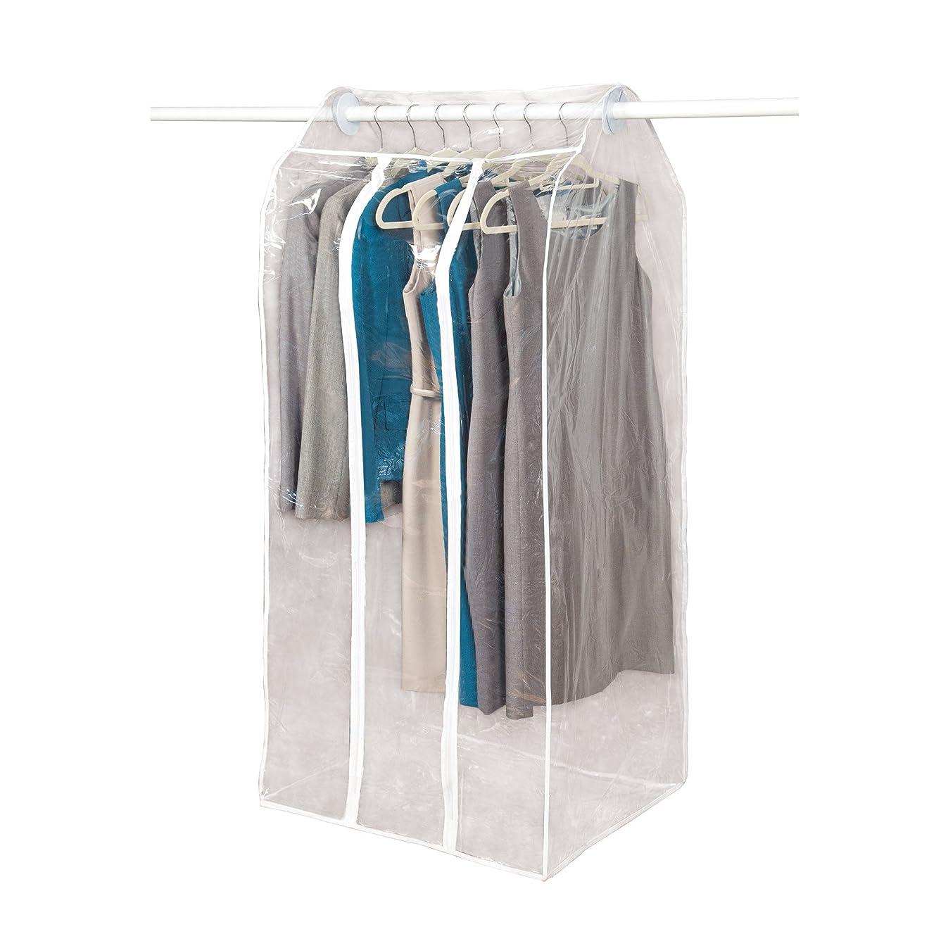 Jumbo Frameless Garment Bag Organize Storage Clean Neat (24