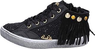 LULU Fashion-Sneakers Baby-Girls Grey