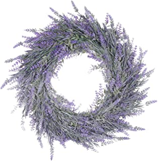 purple door wreaths