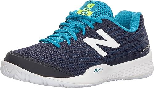 nouveau   - - Chaussures en Cuir Dur pour Femmes WCH89, 36 EUR - Width B, Navy Maldives bleu