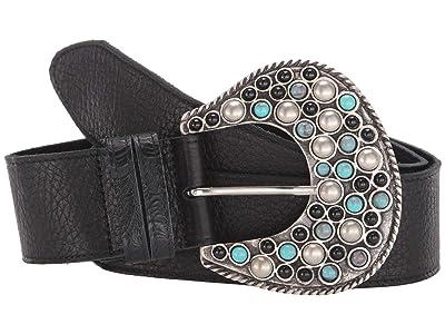 Leatherock Ada Belt (Black) Women