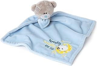 Tiny Tatty Teddy AGB92032 Me to You Twinkle babyblå goseduk, babysäker, baby