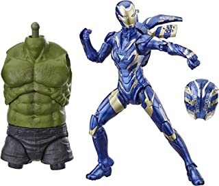 Avengers Marvel Legends Series Endgame Marvel'S Rescue 6 Inch Collectible Action Fig