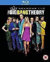 Big Bang Theory - Seasons 1-10 2017 Region Free