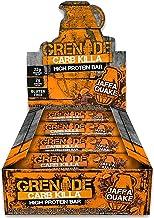 Sales Tradings Limited Grenade Carb Killa Bar-Jaffa Quake Box 12 X 60g Estimated Price : £ 21,93