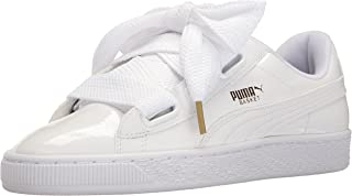 Best puma womens basket heart Reviews