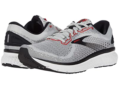 Brooks Glycerin 18 (Grey/Black/Red) Men