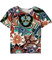 Missoni Kids - Passion Flower Printed T-Shirt (Toddler/Little Kids)