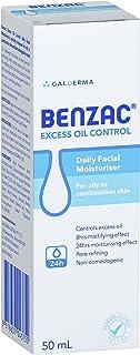 Benzac Excess Oil Moisturiser, 50 ml