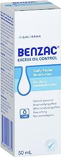 Benzac Excess Oil Moisturiser, 50ml