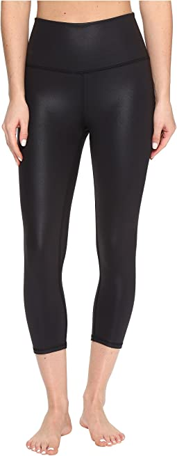Yoga High Free Beyond Shipped Capri Leggings At Waist Zappos gpx77dnq