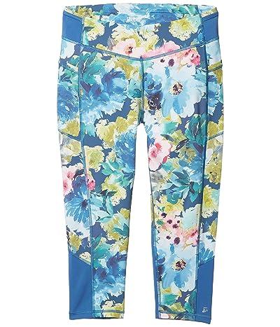 Skirt Sports Pocketopia Capris (Vacay Print) Women