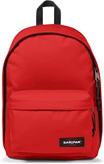 EASTPAK OUT OF OFFICE Sac à dos loisir, 44 cm, 27 liters, Rouge (Teasing Red)