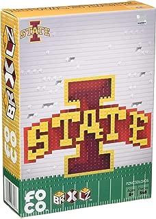 NCAA Iowa State Cyclones Unisex 3D BRXLZ - LOGO3D BRXLZ - Logo, Team Color, OS