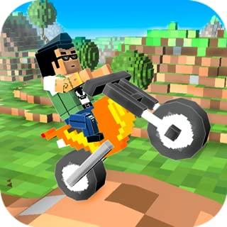 Pixel Stunt Bike Motocross 3D