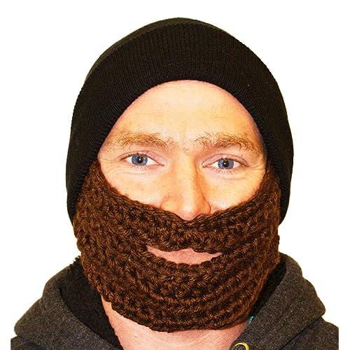 30fd00f4500 Rockjock Fuzz Face Beard Hat