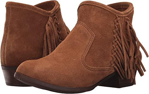 Dusty Brown Suede