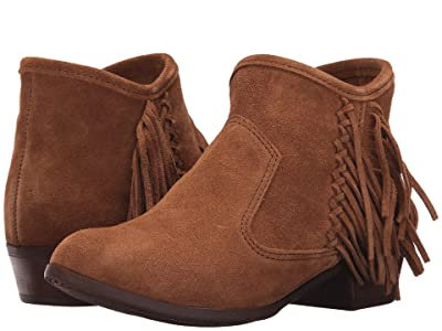 Minnetonka Blake Boot (Dusty Brown Suede) Women